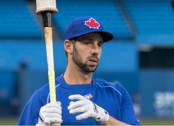 Colabello, de Azulejos de Toronto, suspendido 80 juegos por dopaje