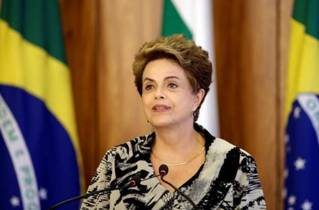 Dilma Rousseff y