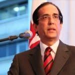Ministro de la Presidencia, Gustavo Montalvo. Fuente externa.