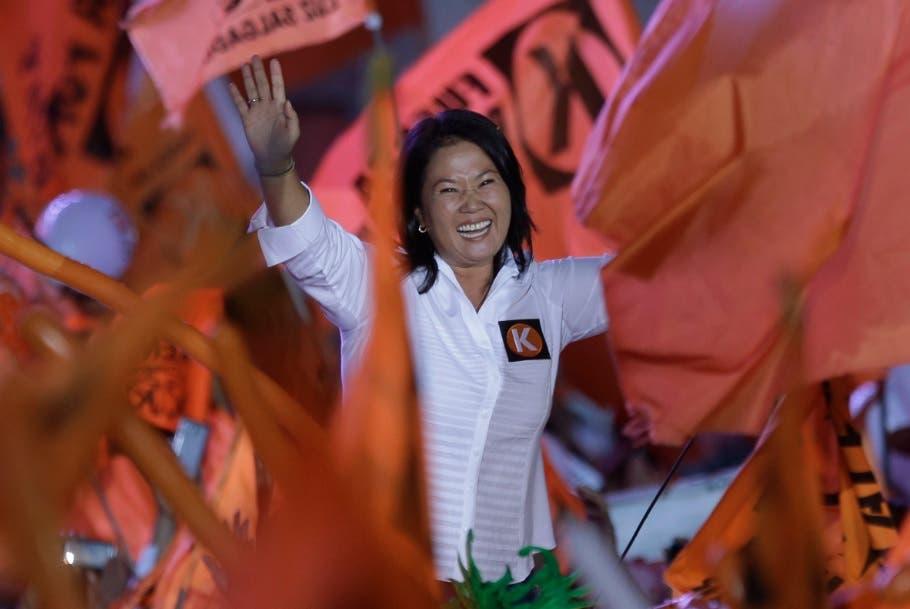 Perú votará con incertidumbre de quién disputará a Fujimori la segunda vuelta