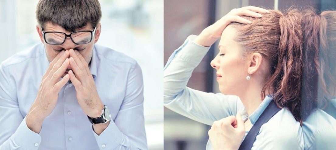 ¿Cómo puede dañarse nuestro cerebro por estrés?