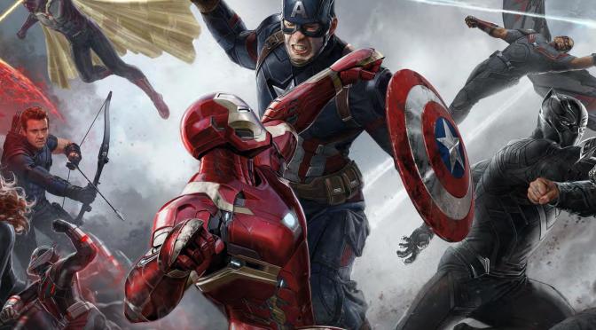 """""""Captain America- Civil War"""", el quinto mejor estreno de la historia en EEUU"""