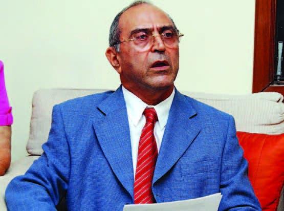 Guillermo Caram propone renuncia presidente de JCE