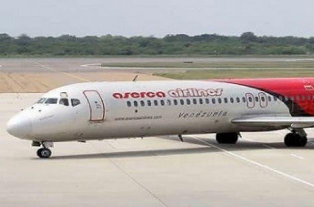 Avion de Venezuela