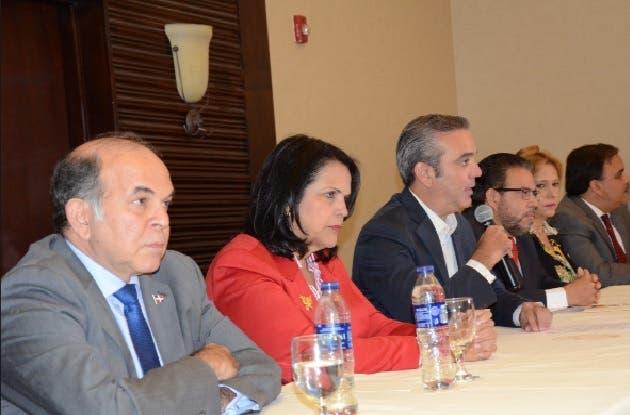 Candidatos de oposicion