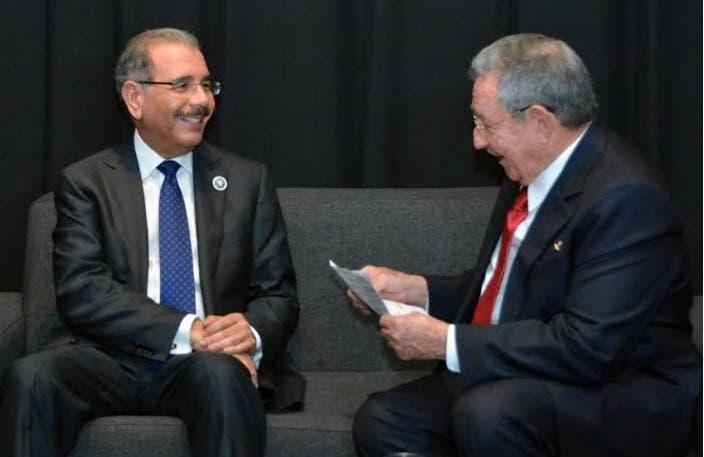 Presidente Medina viajará el viernes a Cubapara participar en VII Cumbre AEC