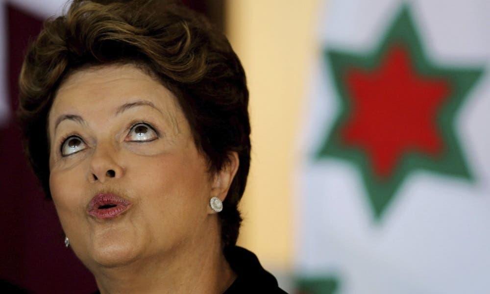 «Su pregunta no molesta»: Dilma Rousseff, presidenta virtual de Brasil