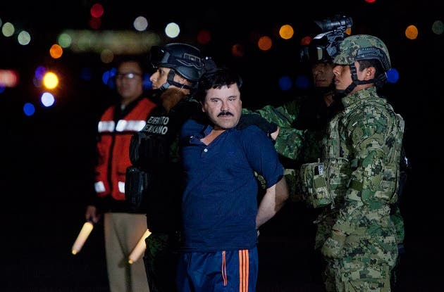 Cárcel donde ahora está el «El Chapo» es la peor de México