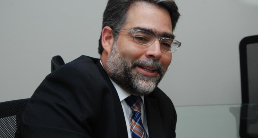 El economista Ernesto Selman.