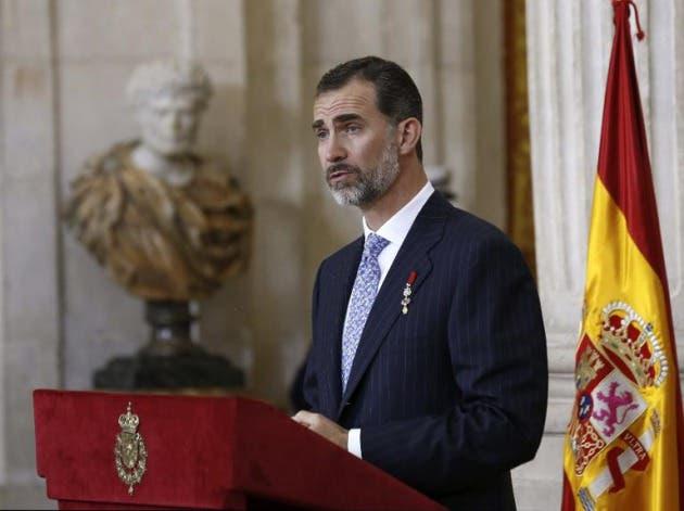 Felipe VI apela al diálogo en España y da más tiempo a partidos para negociar