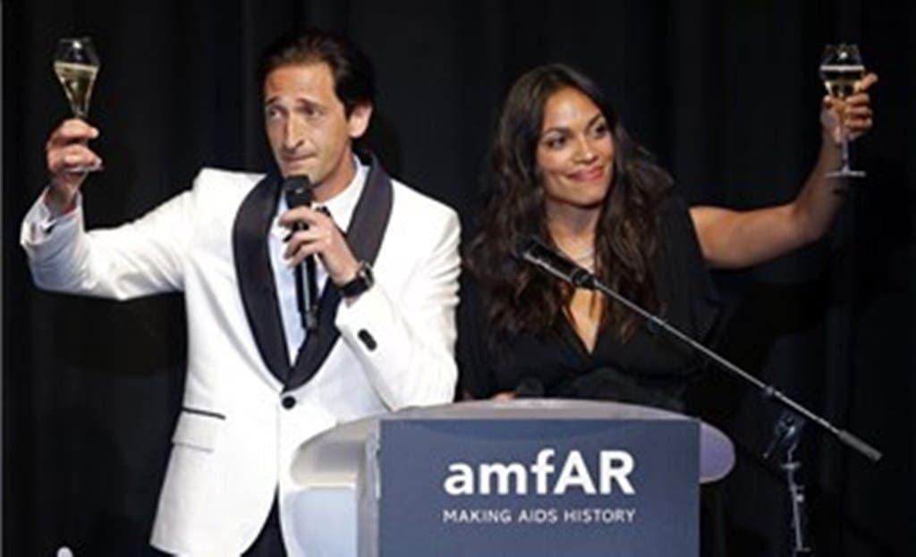 La gala contra el sida de Cannes recauda más de 25 millones de dólares