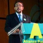 Guillermo Moreno, candidato presidencial de Alianza País. Archivo.