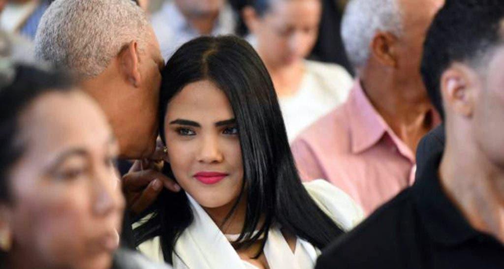 FOTOS Y VIDEOS: Dejan en libertad a cantante dominicana Martha Heredia