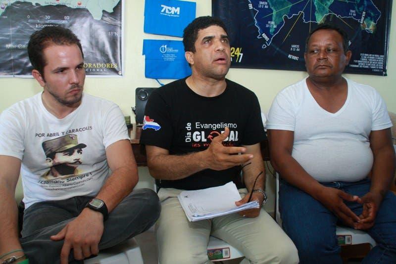 Claudio Caamaño denuncia boletas SDE fueron halladas en Santo Domingo Oeste