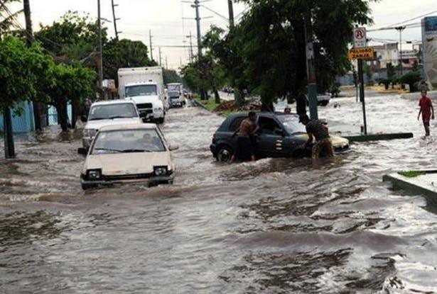 Inundaciones RD