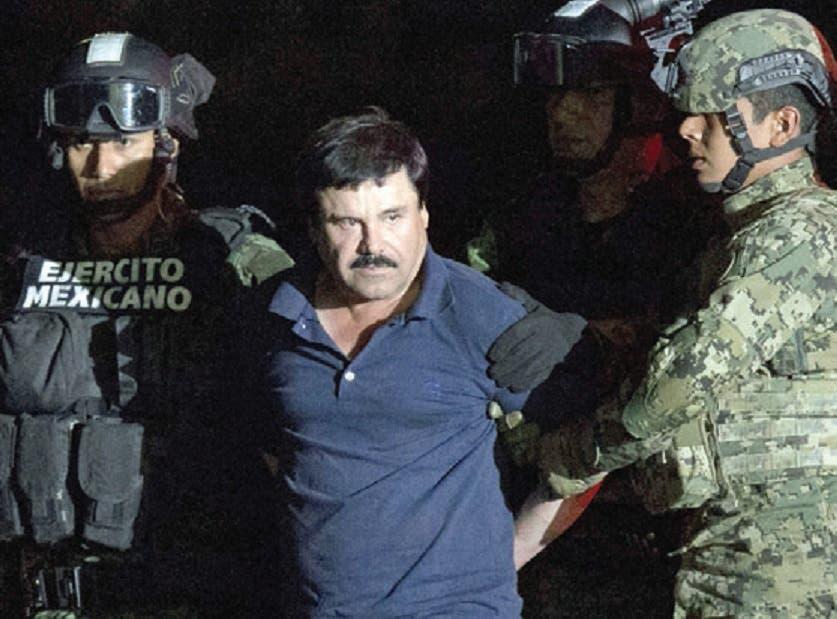 México: Vecinos del pueblo natal de «El Chapo» deciden huir