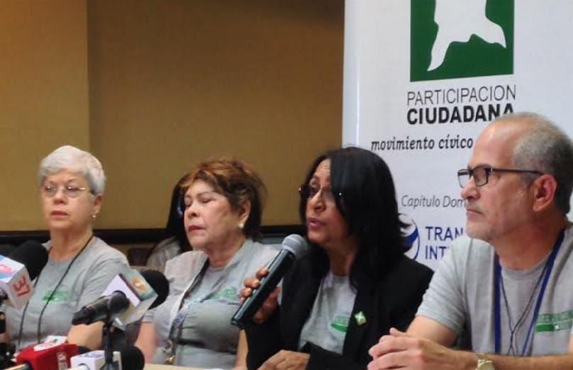 Participación Ciudadana presenta irregularidades en proceso de conteo de votos manual y electrónico
