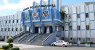 FACHADA DEL PALACIO DE LA POLICIA NACIONAL