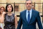 Raquel Arbaje junto a su esposo Luis