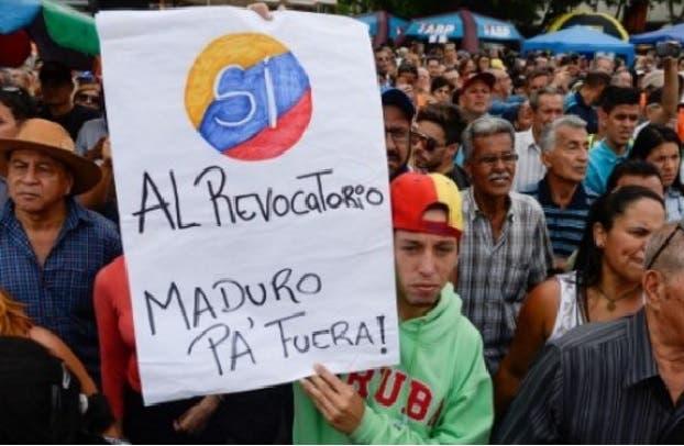 Revocatorio Maduro