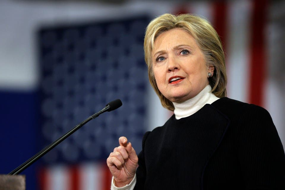 Hillary Clinton. Fuente EXterna.