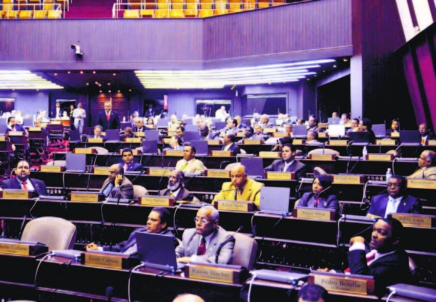Cámara de Diputados aprueba Ley de armas  y explosivos