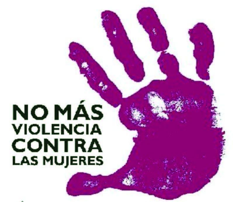 Decenas de hombres marchan contra la violencia a la mujer