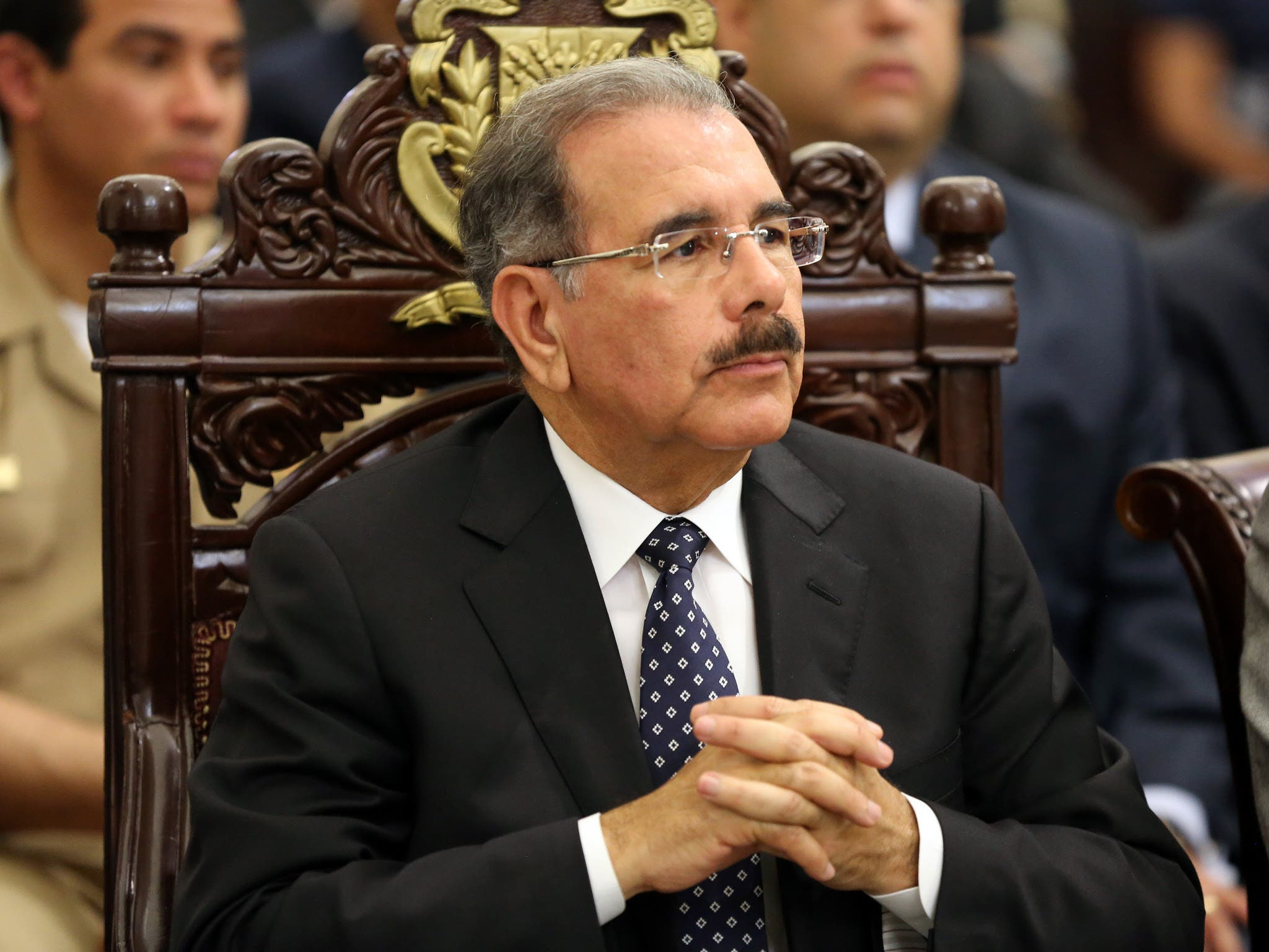 Danilo Medina expresa pesar y solidaridad a Barack Obama por masacre en Orlando