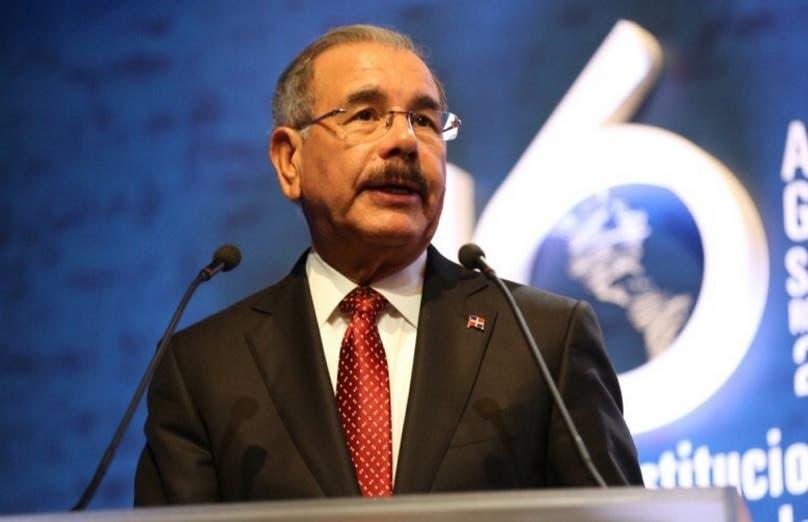 Presidente Medina pide a OEA apruebe resolución de desagravio a RD por invasión de 1965