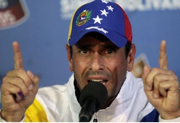 Henrique Capriles 6Q