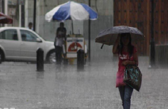 Lluvias en Santo Domingo RD