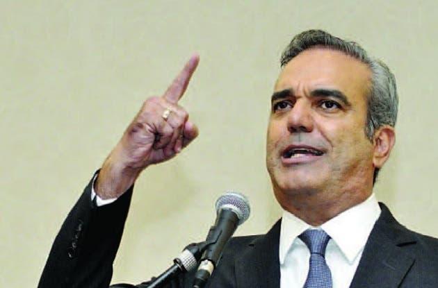 Luis Abinader RD
