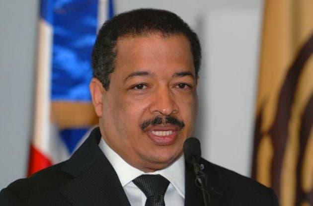 Roberto Rosario, presidente de la JCE.