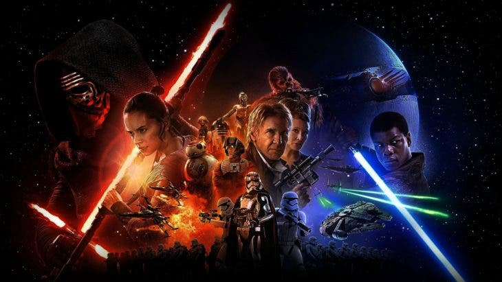 """The Force Awakens"""""""