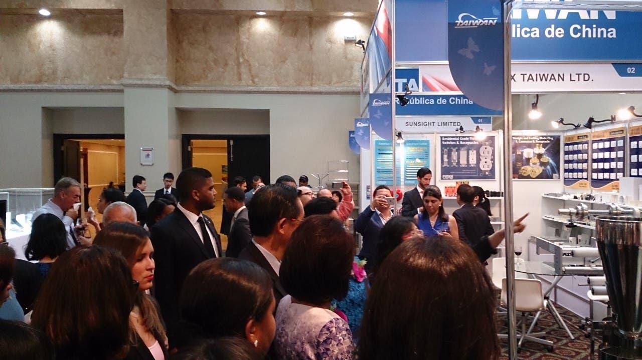 Anuncian feria Expo República China 2016 en el país