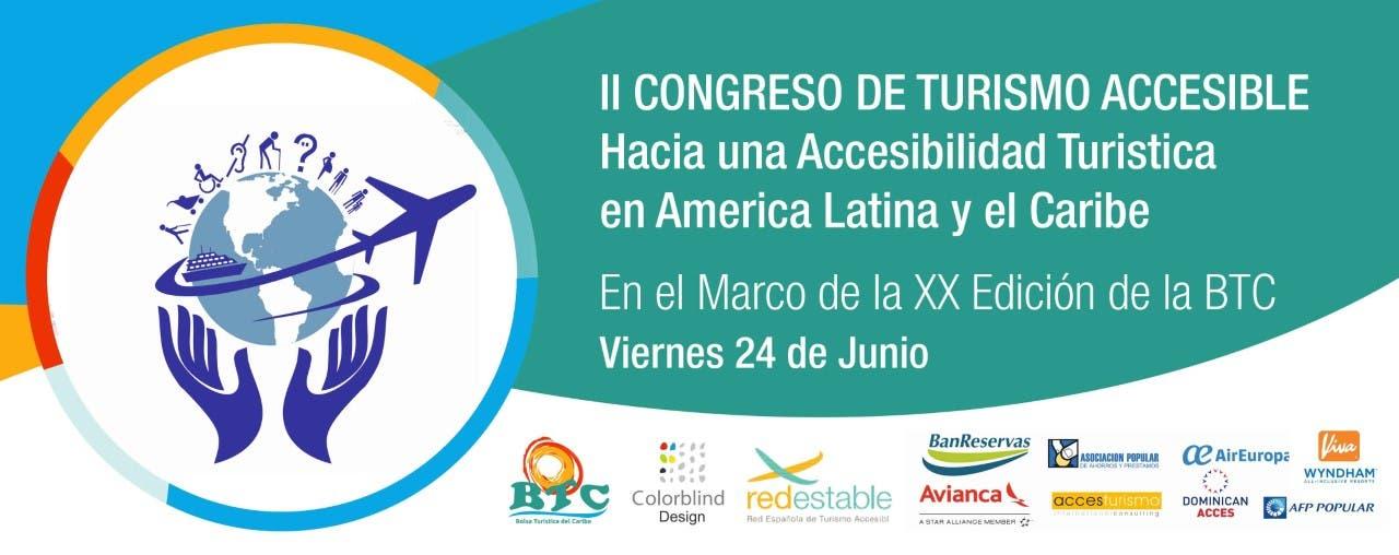 Adompretur resalta importancia del Segundo Congreso de Turismo Accesible