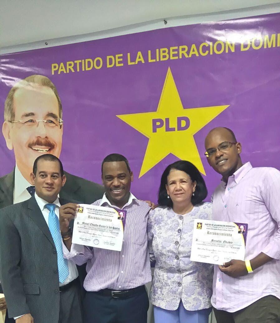 Miriam Cabral reconoce personal laboró en proceso electoral