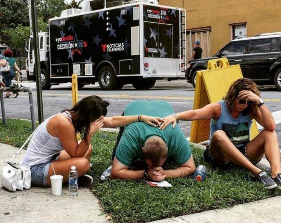 Hombre sobrevivió a matanza de Orlando haciéndose el muerto