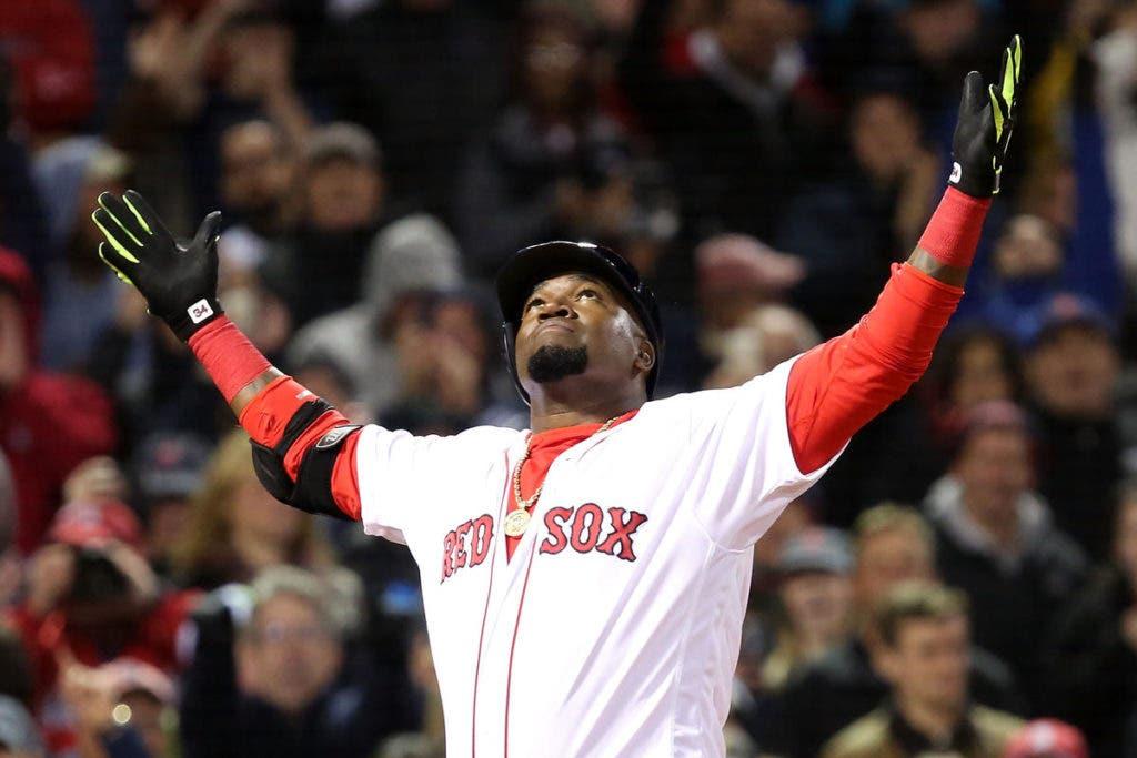 David Ortiz logra su reto más difícil,  ser ovacionado en el Yankee Stadium