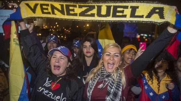 Oposición venezolana vuelve a las calles a presionar por referendo contra Madur