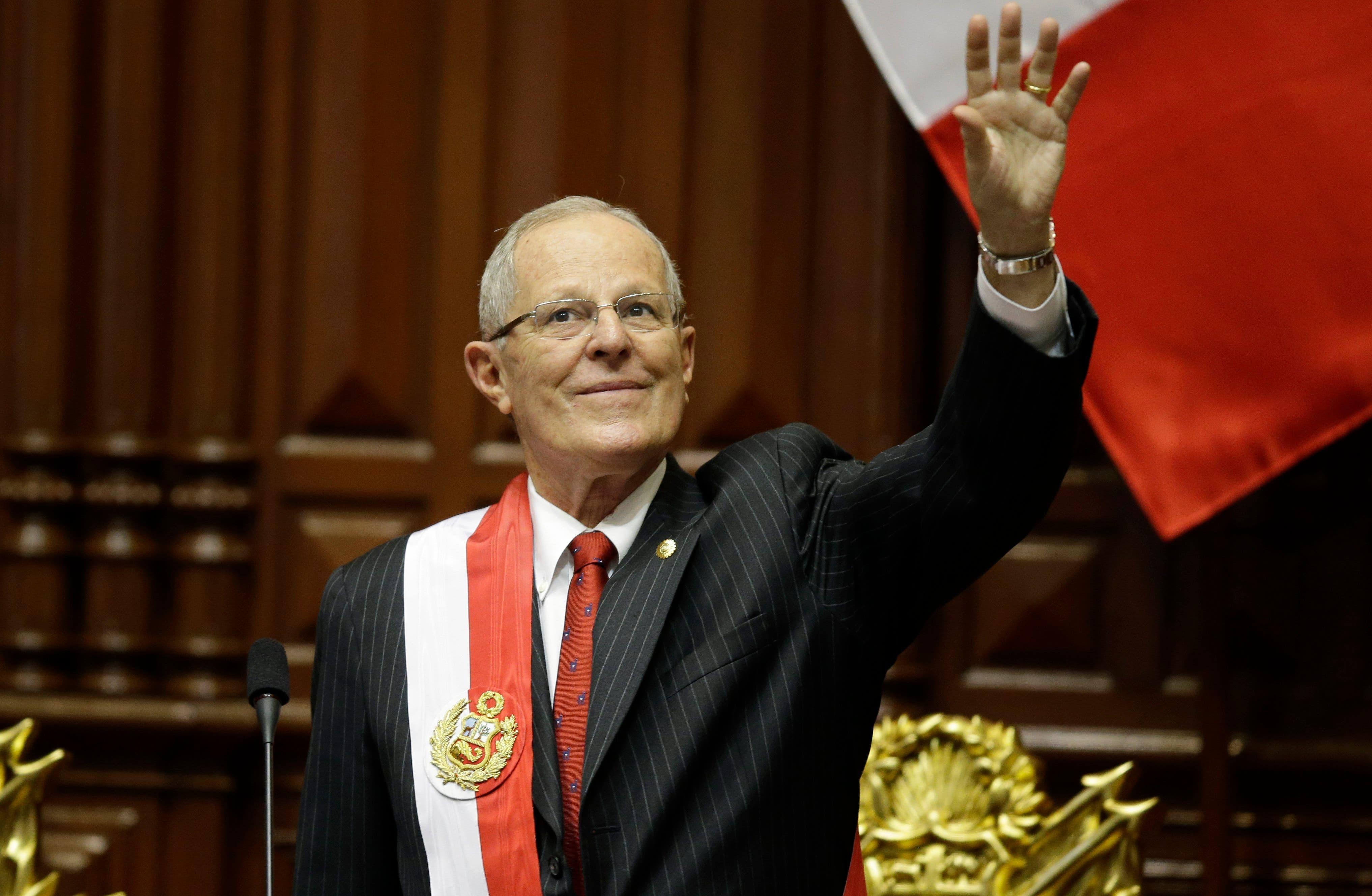 Piden otra vez ante el Congreso destitución de Kuczynski por caso Odebrecht