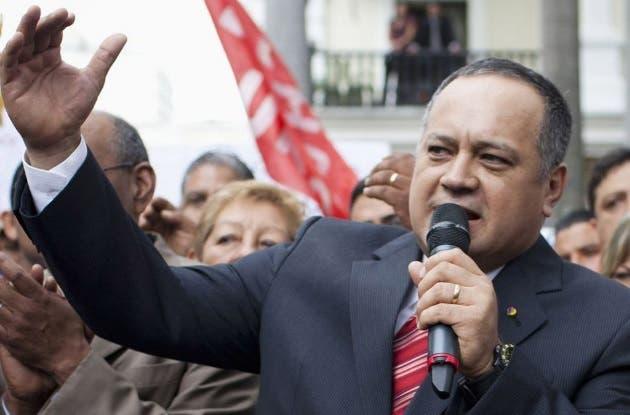 Diosdado Cabello aumenta su poder al presidir la Asamblea Constituyente