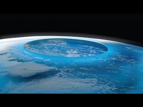El agujero de ozono supera este año la extensión de la Antártida