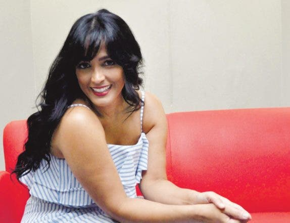 Celinés Toribio quiere ser reconocida como productora de cine infantil