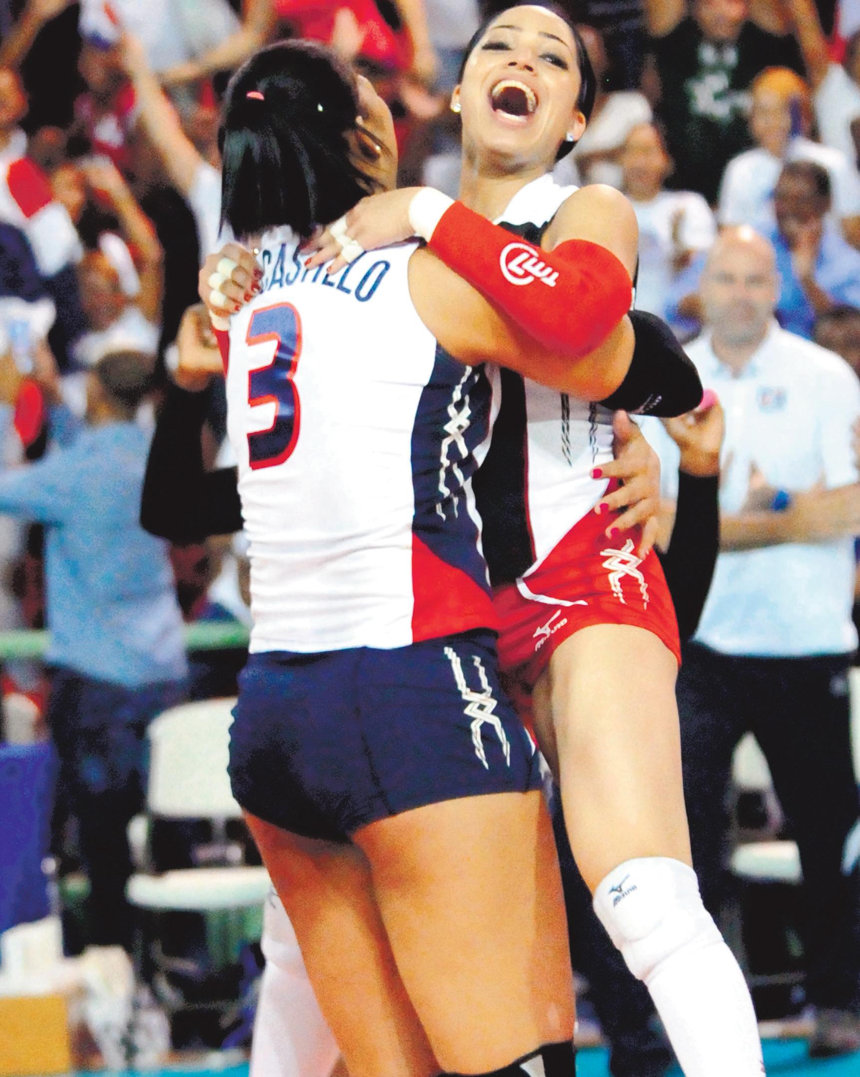 Copa Panamericana de Voleibol: RD busca oro y despide a Priscila Rivera