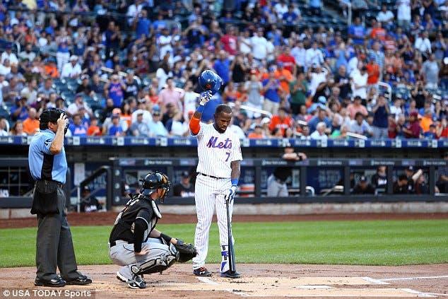 Marlins derrotan a Mets en el retorno de Reyes