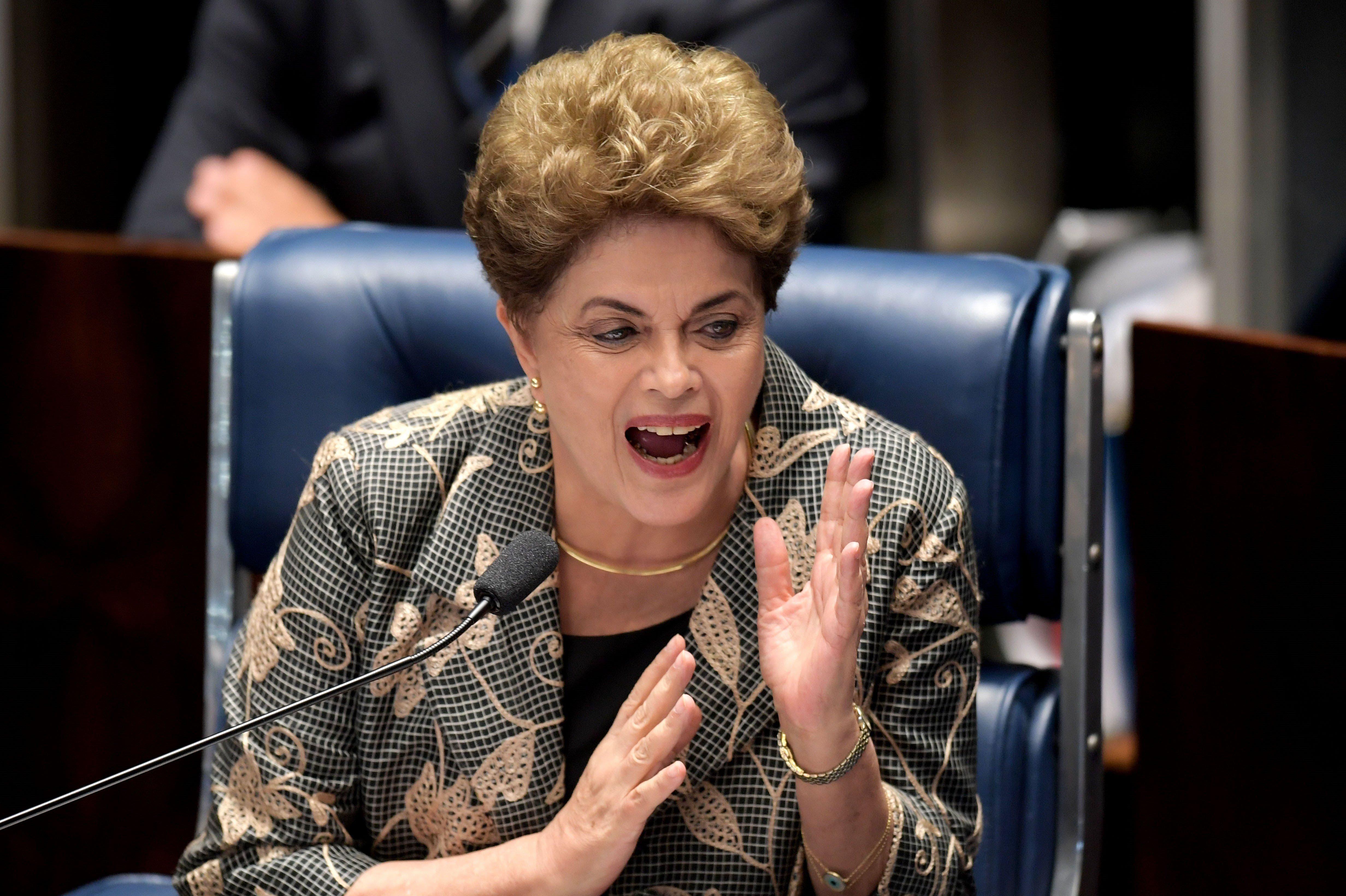 Rousseff dice que proceso contra Lula es parte del golpe que sufrió