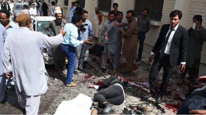 Estado Islámico reivindica el atentado en un hospital de Pakistán