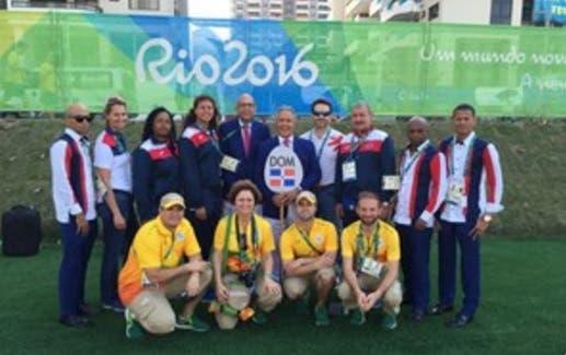 República Dominicana tiene siete atletas en Río