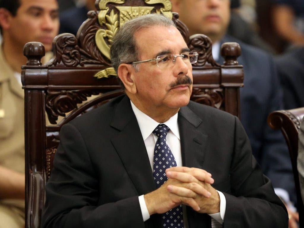 El presidente Danilo Medina pronunciará discurso ante la onu.